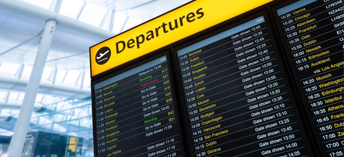 la liste des compagnies aeriennes qui