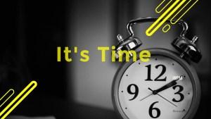 it's Time - iBPM Production