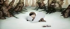 La petite fille et le renard de Tyler J. Kupferer (USA)
