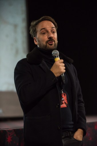 Louis Jean-Petit, réalisateur des Invisibles, Prix du Public (long-métrage)