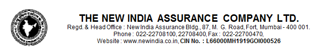 NIACL Admit Card 2018-Assistant Phase I Online Exam Call Letter