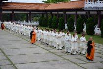 Retiro de ordenación de corta duración - el andar