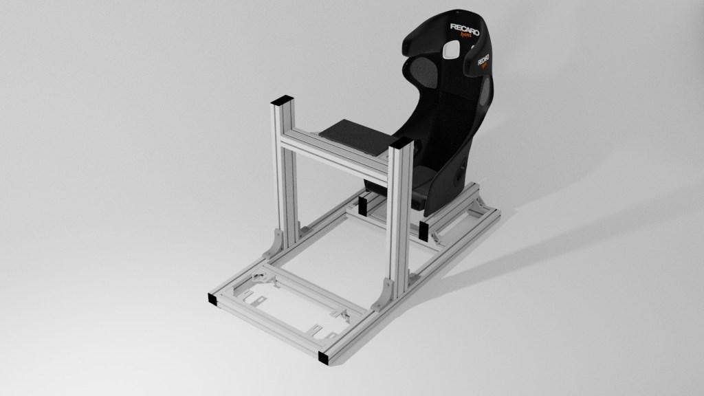 cockpit de aluminio barato