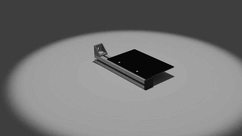 soporte raton cockipt simracing