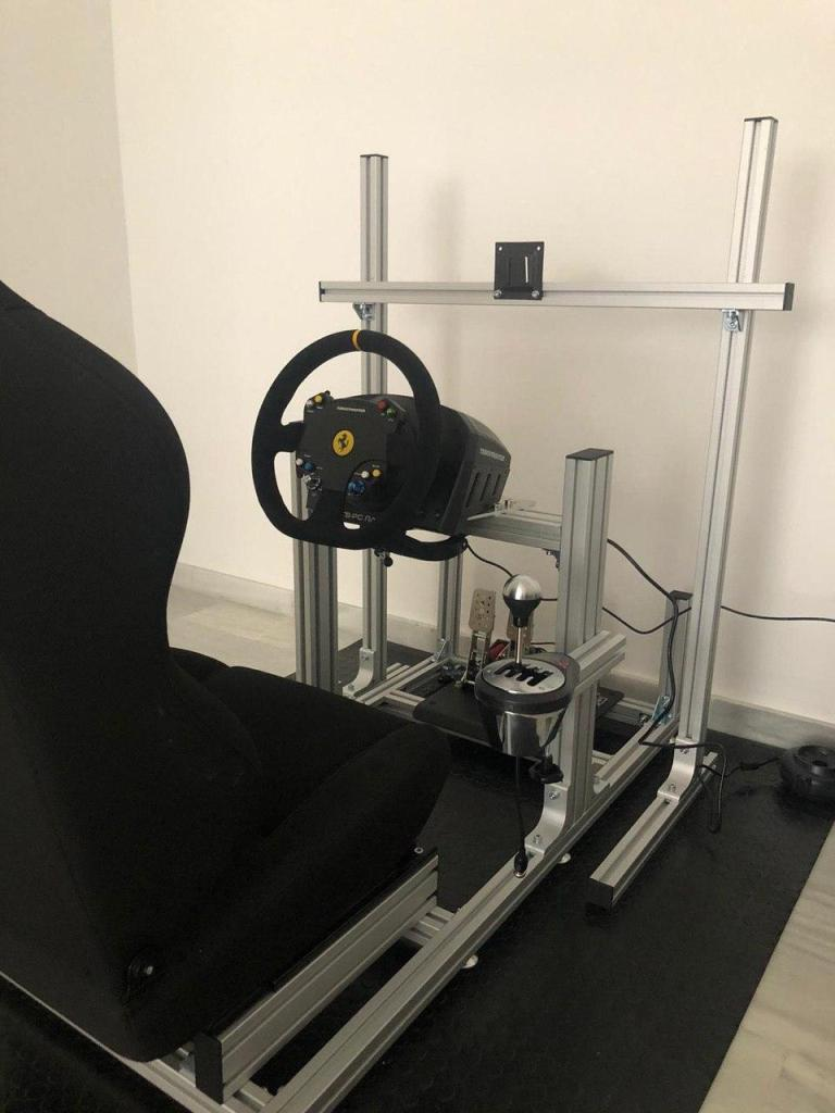cockpits de aluminio