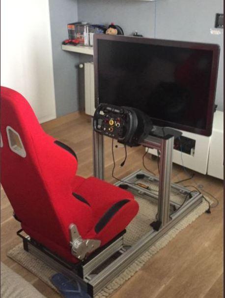 cockpit casero barato