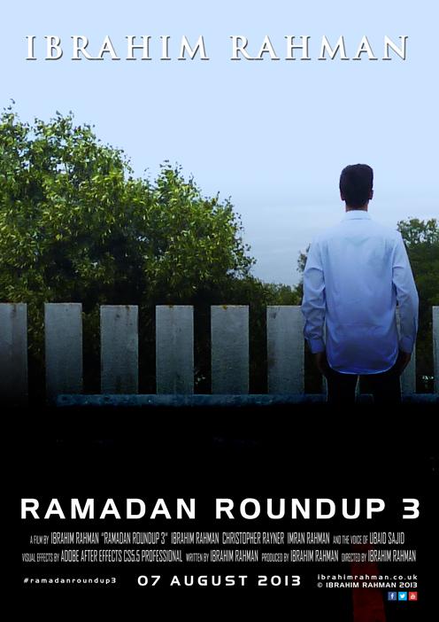 Ramadan Roundup 3 - Movie Poster 1