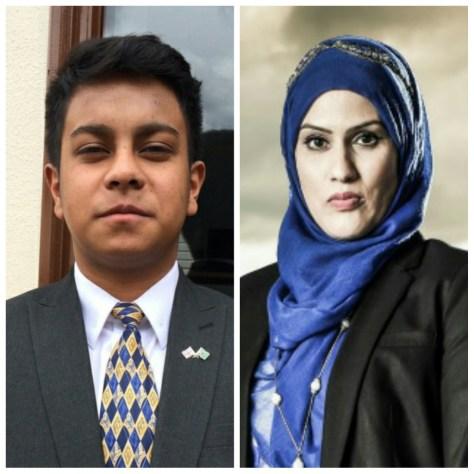 Safwaan Choudhury and Nurun Ahmed