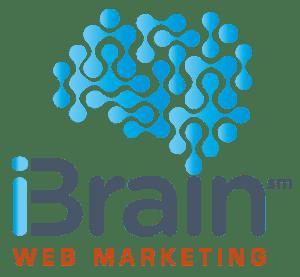 iBrain Web Marketing Logo