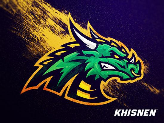 Dragon by Khisnen Pauvaday
