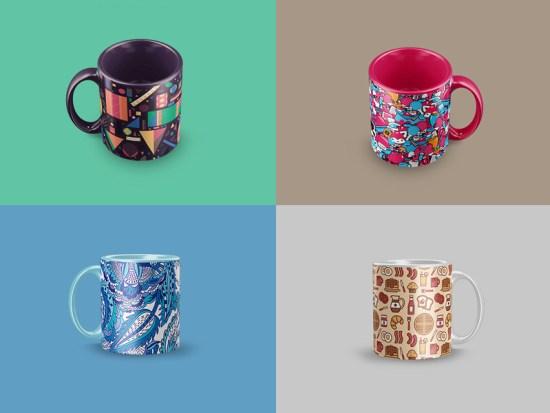 Mug Mockups de Blatom Design