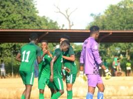 AFCON Qualifier: Nigeria's Super Eagles arrive Freetown