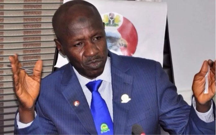 Appeal Court reverses demotion of EFCC Director by Magu