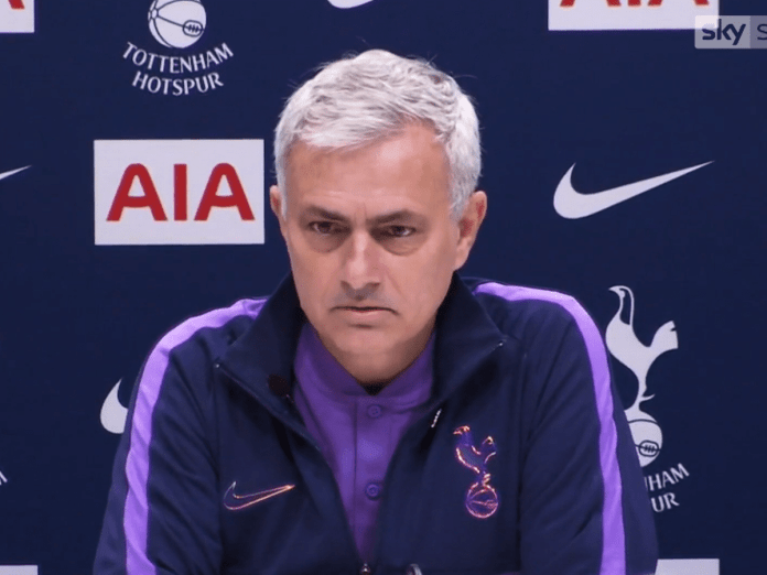 Referees are now in the office, not pitch — Mourinho