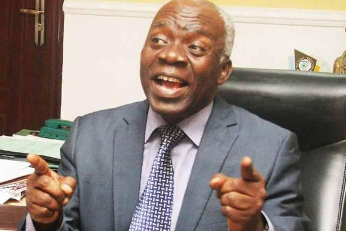 Falana advises ECOWAS Court on online filing of proceeds