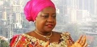 Lauretta Onochie: 70 CSOs kicks against her renomination as INEC Commissioner