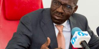 Edo Poll: Gov. Obasekifears re-election bid under APC