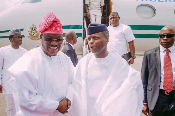 Abiola Ajimobi's death 'a rude shock', says Babatope