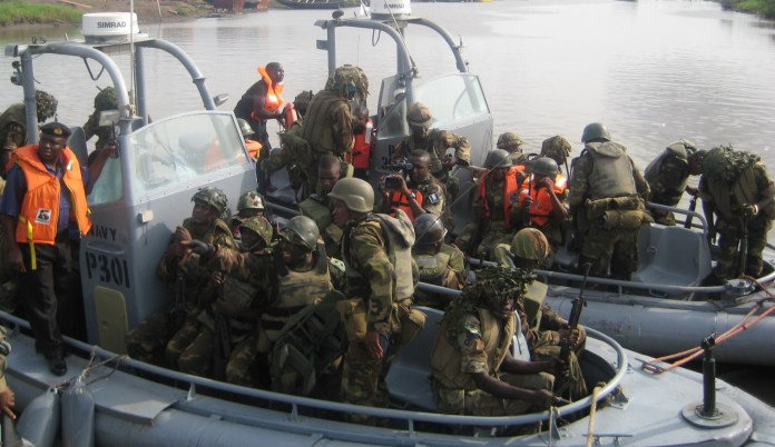 Nigerian Navy uncovers 48 illegal refinery in Niger Delta