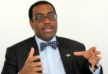 AfDB: Jonathan, Sirleaf, Obasanjo, 12 other African leaders supports Adesina AfDB