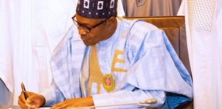 Just In: Buhari appoints new scribe for RMAFC