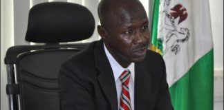 Up till now, I don't know why I'm being investigated, Magu queries Buhari's panel