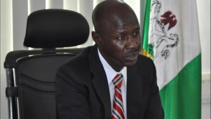 EFCC: Till date, I don't know why I'm being investigated, Magu queries Buhari's panel