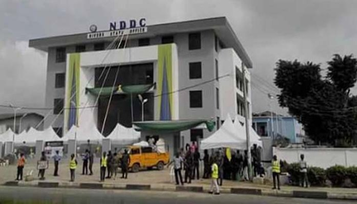NDDC StaNDDC N1.5b Cars Purchase Approval: Buhari deceived to endorse fraud -NDRAff, Lawmakers own 70% Hotels in Niger-Delta - PDP Youth Vanguard