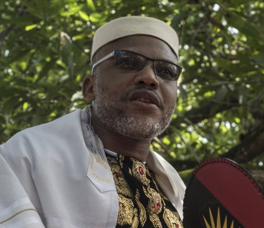 Court to begin Nnamdi Kanu's 'treason' trial in absentia