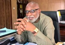 Ondo Orders Recitation Of Oodua Anthem In Schools