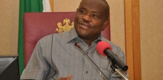 You finally earned my commendation, Wike tell Shell