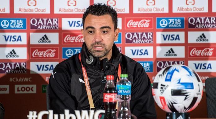 Xavi Hernandez tests positive for COVID-19 ahead of Qatar league restart