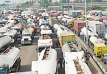 Apapa Gridlock: FG making steady progress — Presidency