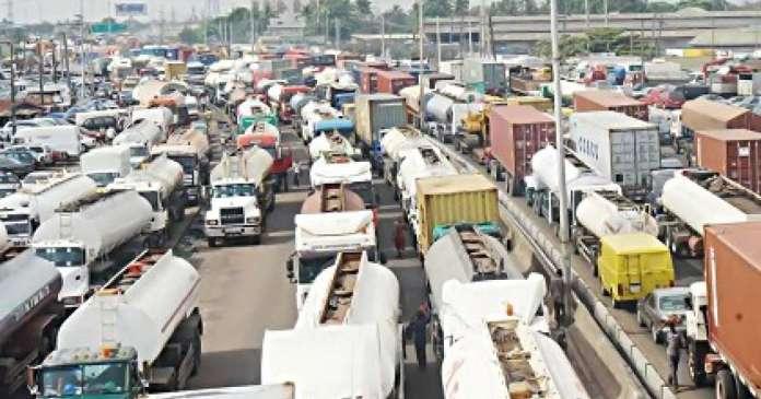Apapa Gridlock: FG making steady progress — Presidency