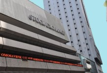 Nigeria stock market resumes December with N55bn gain