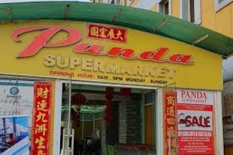 Image result for Panda Supermarket not connected with Coronavirus