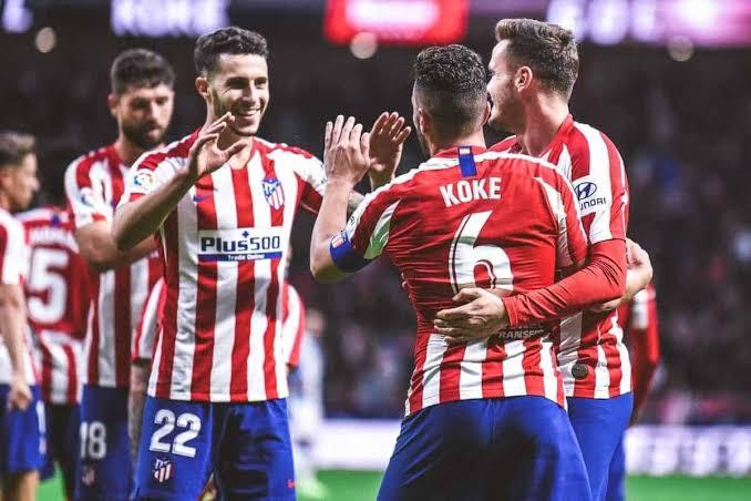 Liverpool tasted defeat against Atlético Madrid