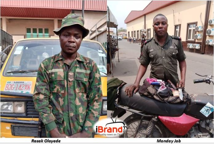 I bought uniform for N7,000 from a Police officer, impostor laments