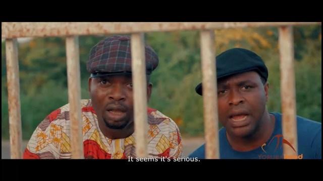 Image result for Sa Ko Pe - Latest Yoruba Movie 2019 Comic Drama Starring Femi Adebayo | Adekola Tijani