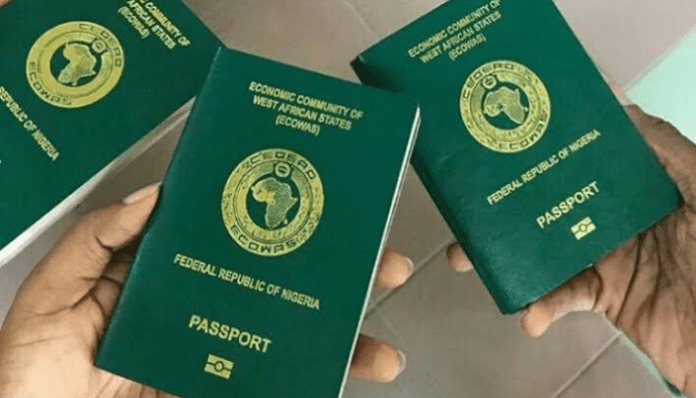 NIS reopens passport application portal after 22 days