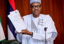 Breaking: Buhari unveils 52-page guidelines for schools reopening