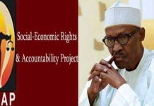 CAMA: SERAP threatens legal against Buhari, issues him 14 days ultimatum to repeal act