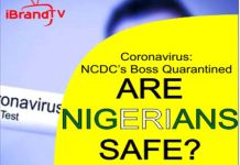 Coronavirus Nigeria iBrandTV