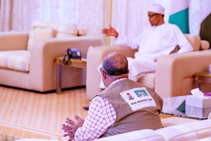 COVID-19: Buhari may ease lockdown restrictions Monday