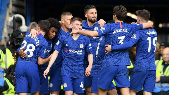 Chelsea earn UEFA Champions League spot after thrashing Wolves