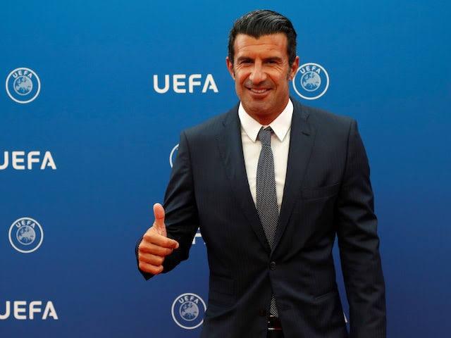 Luis Figo, UEFA
