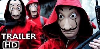 Image result for MONEY HEIST 4 Trailer (2020) Netflix Series HD
