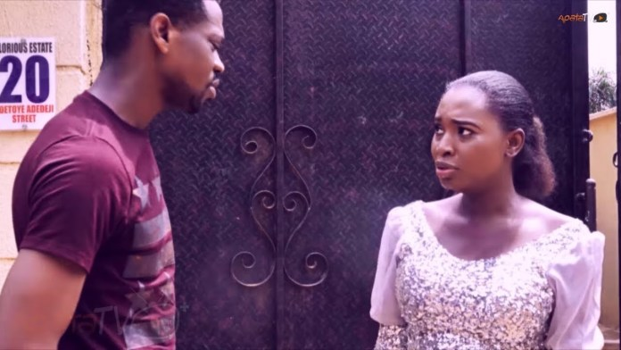 Image result for Temi Ni Latest Yoruba Movie 2020 Drama Starring Lateef Adedimweji | Bimpe Oyebade | Jide Kosoko