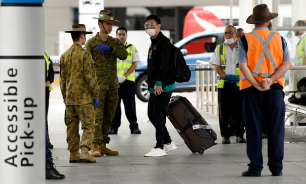 COVID-19: Australian Govt asked foreign nationals to leave