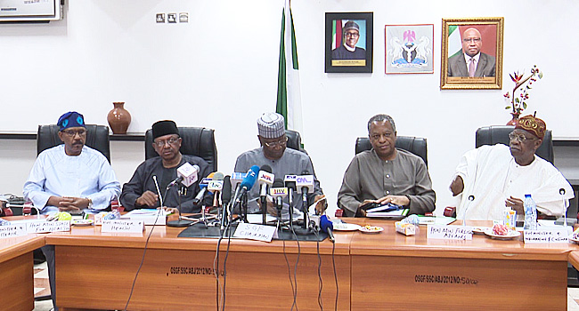 FG Inaugurates Task Force On COVID-19 – Channels Television